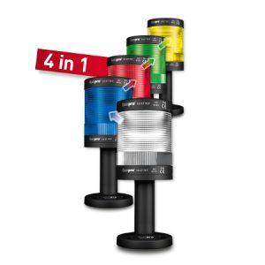 Industrijski LED svetlobni stolp-multicolor